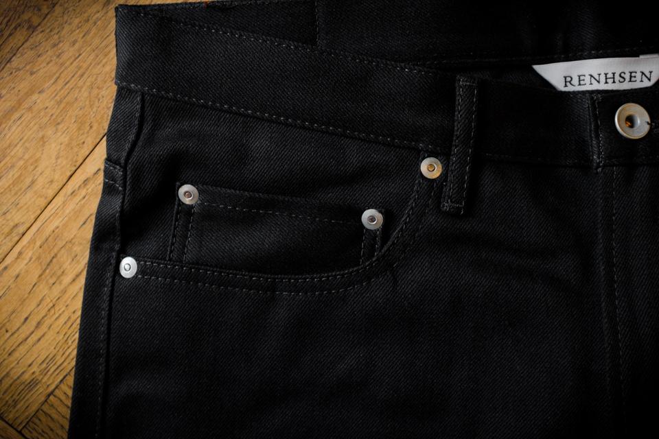 renhsen rivets jeans