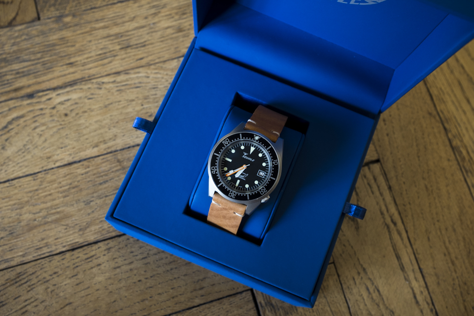 squale divers watch review