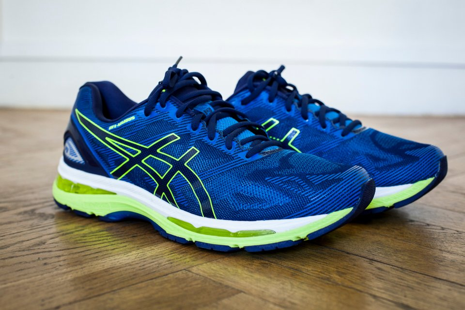 ASICS nimbus 19 shoes