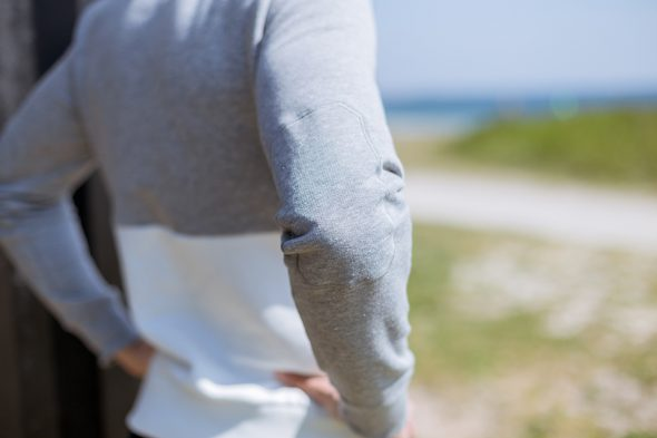Bask In The Sun Sweat Porte Coudiere