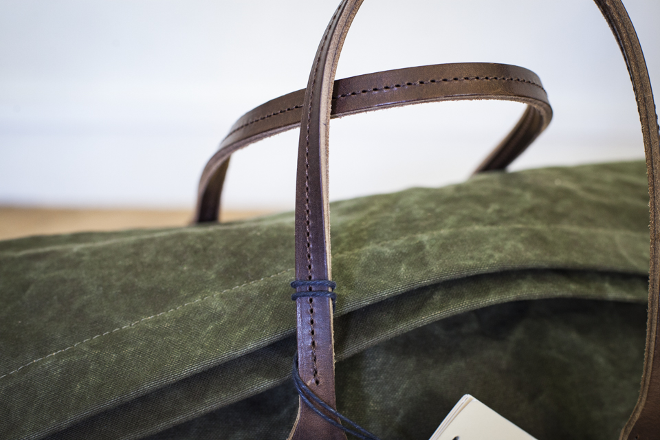 bleu de chauffe sac cabine anses