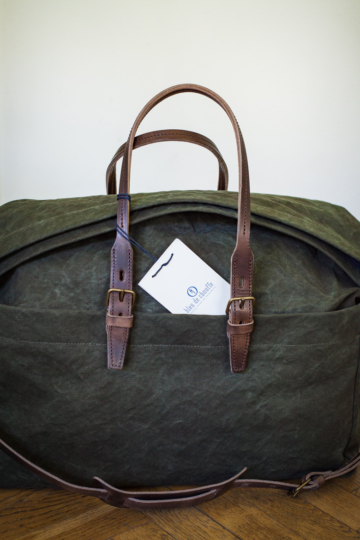 bleu de chauffe sac cabine avis