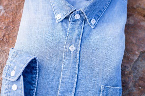 chemise denim clair atelier prive