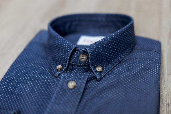 Chemise Hast Casual Bouton Col