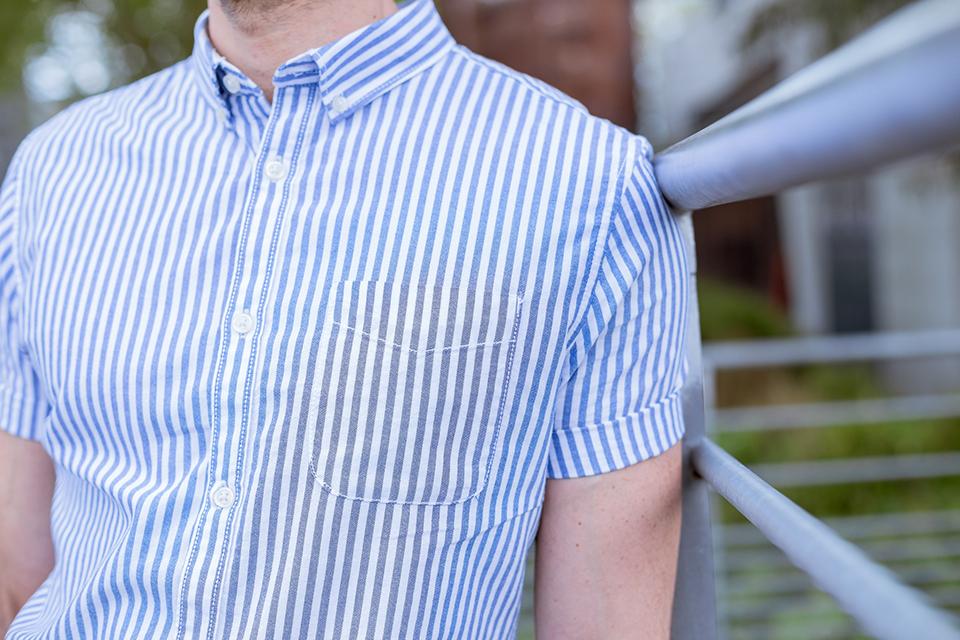 chemisette river island profil