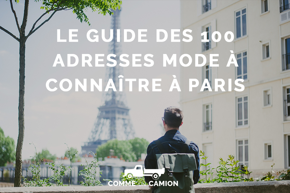 couverture guide 100 adresses mode
