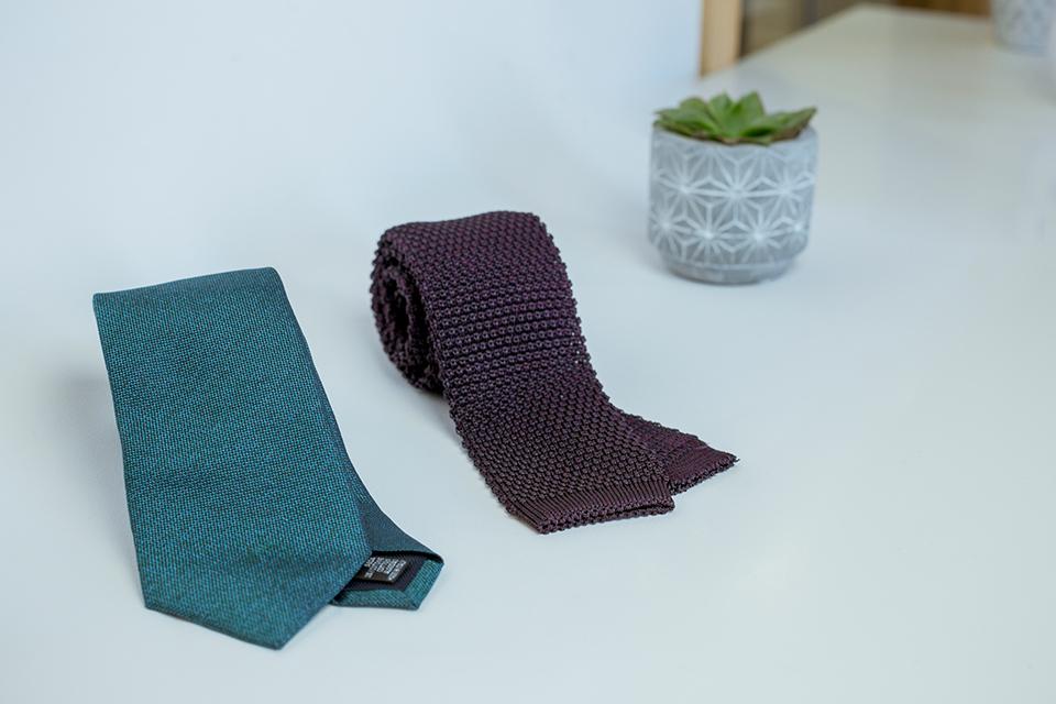 Cravates Hast