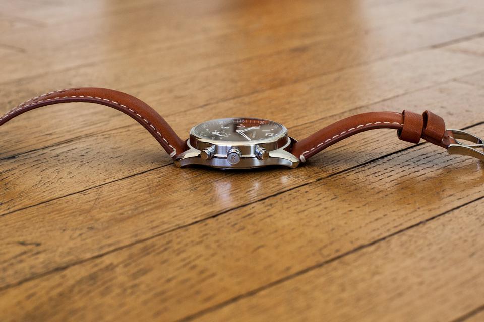 epaisseur montre kronaby