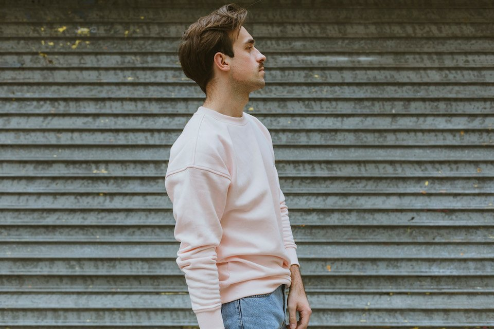 inspiration look homme rose