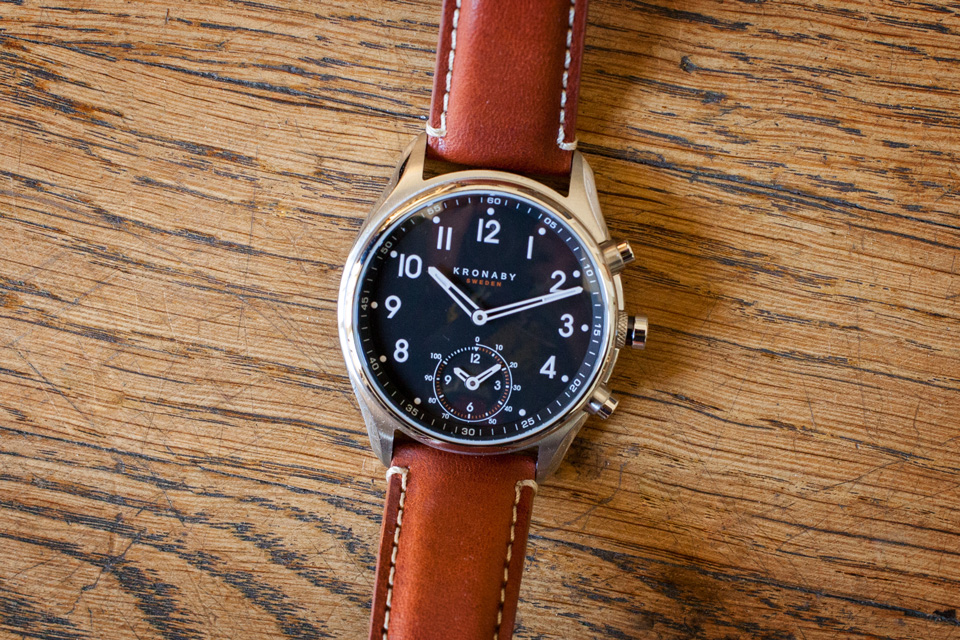 kronaby apex watch review
