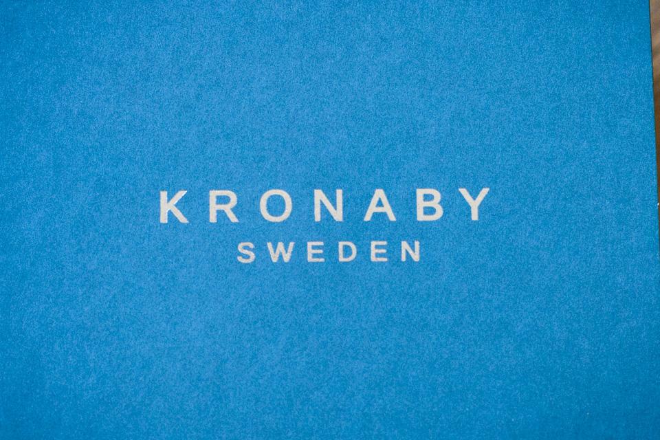 kronaby marque suédoise montres