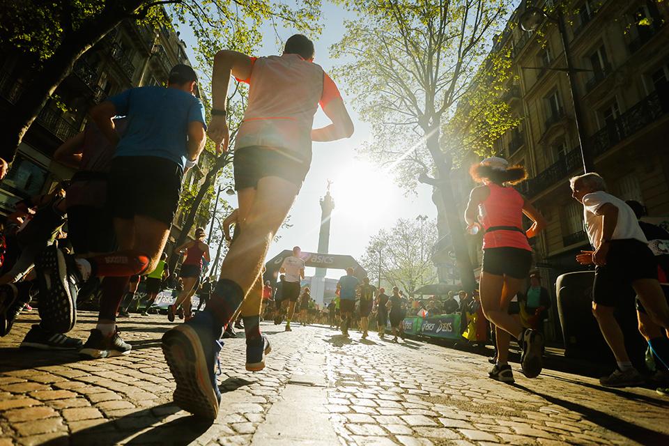 Marathon de Paris Bastille