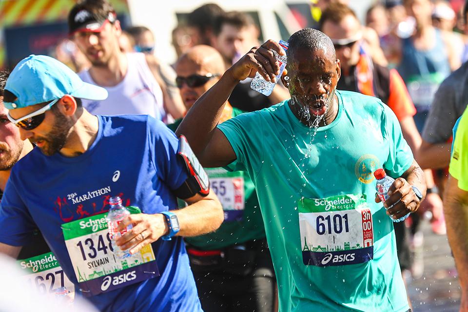 Marathon de Paris Vittel