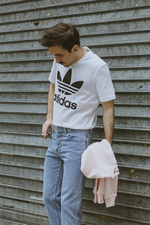 menswear inspiration adidas look