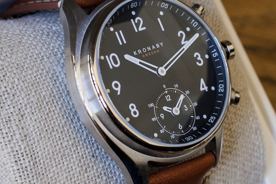 montre kronaby apex test