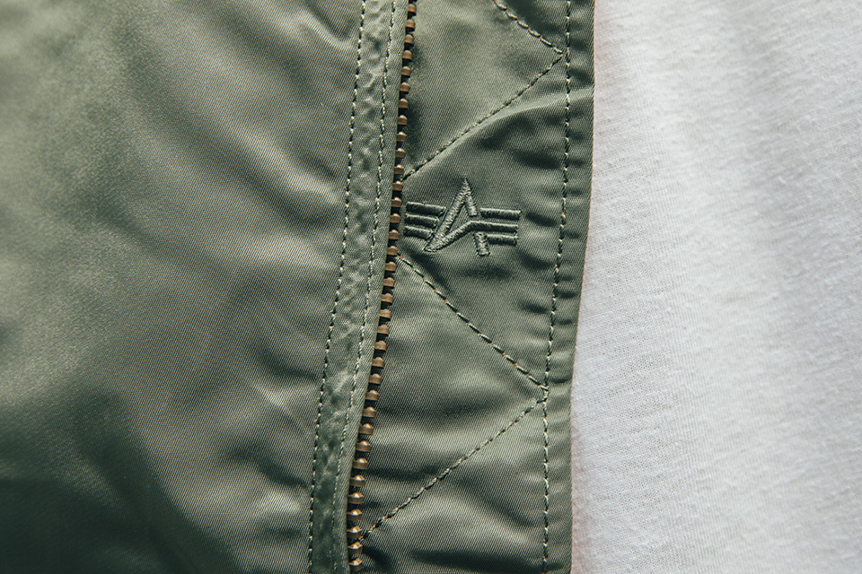 zipper alpha industries
