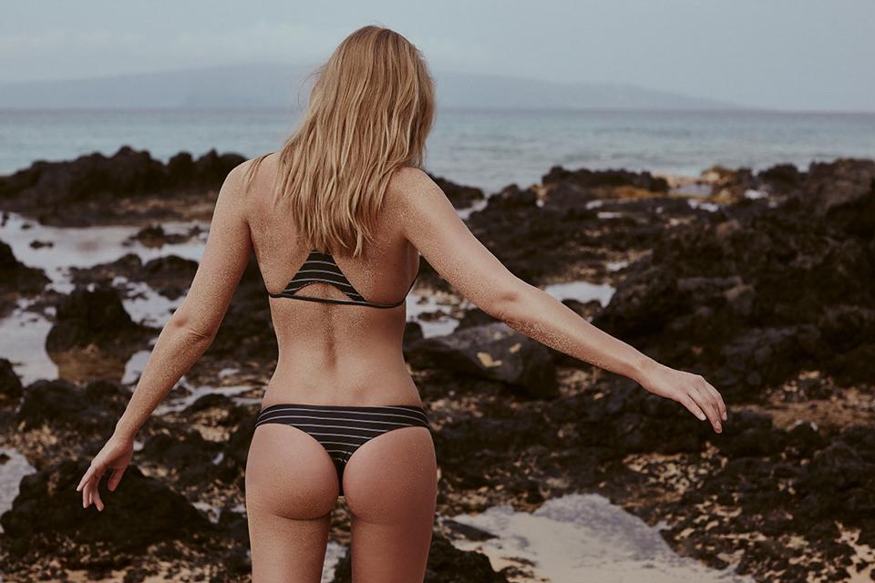 acacia swimwear model