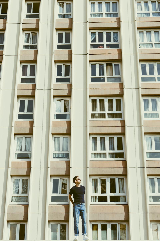 architecture look homme basique