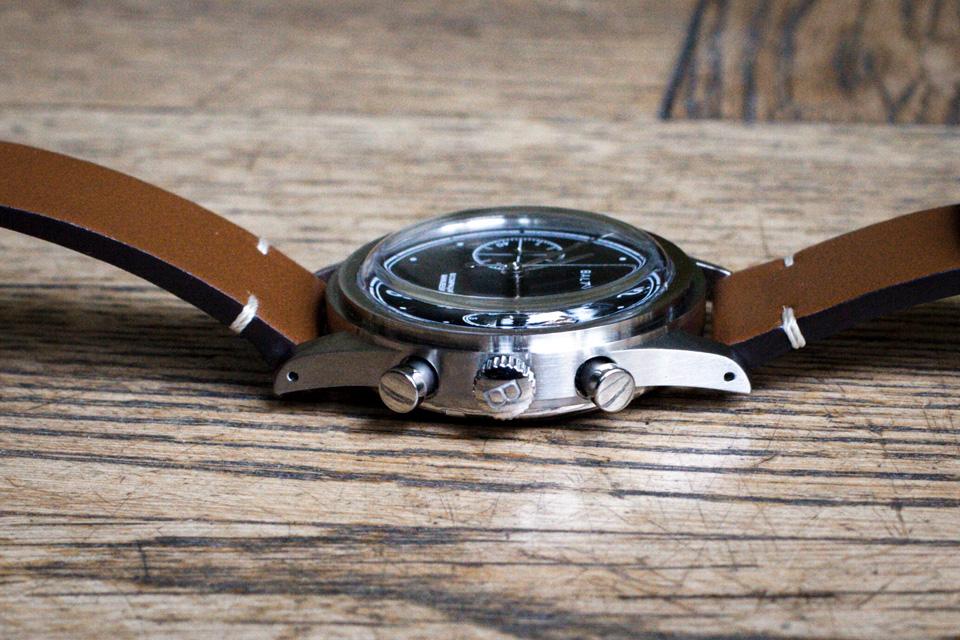 boutons chronographe baltic