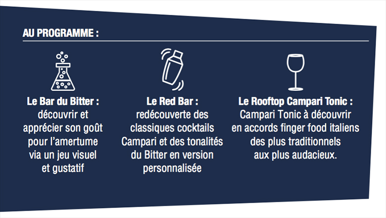 Campari is Red programme