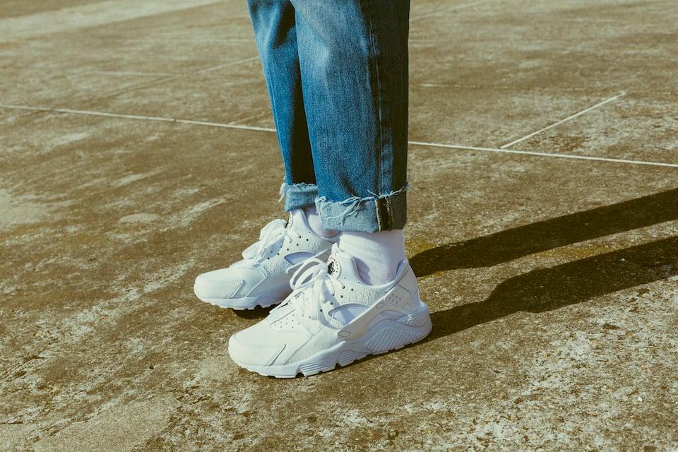 chaussettes blanches le slip francais