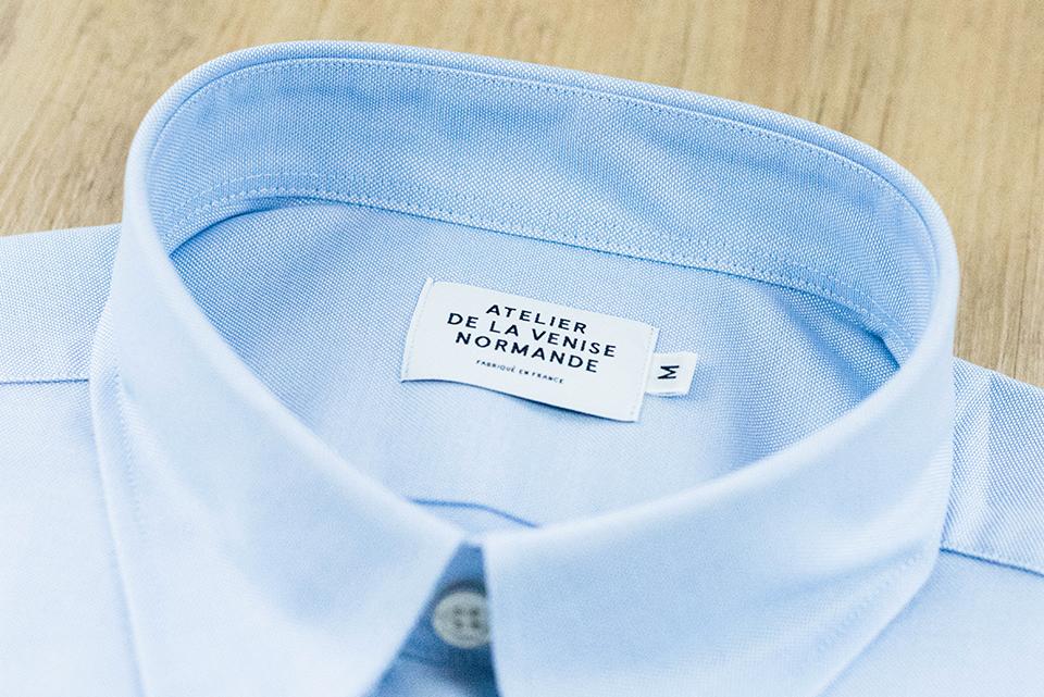 chemise AVN etiquette