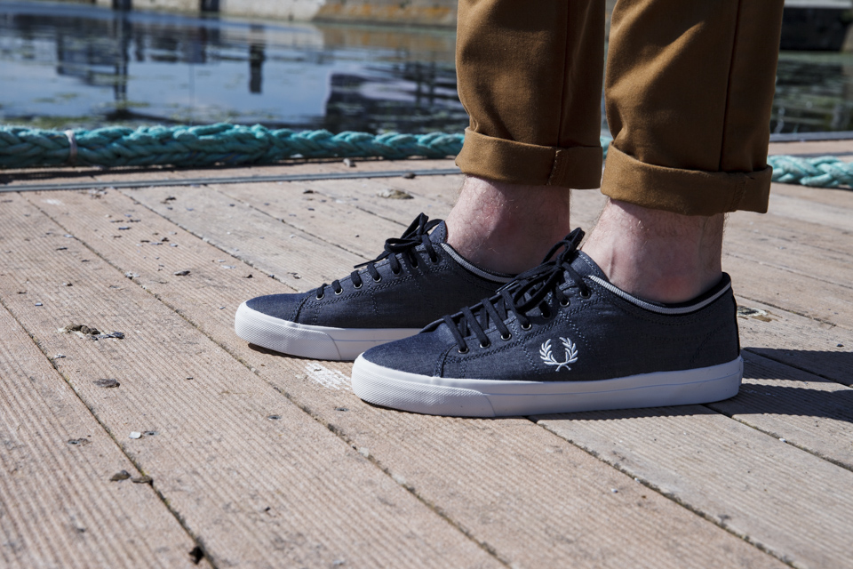 fred perry kendrick portees