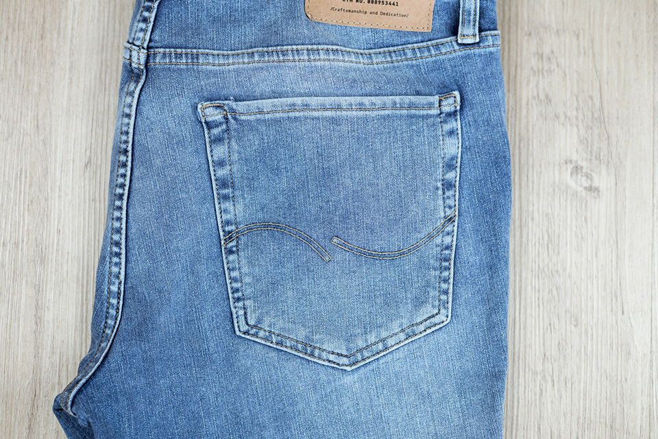 Jeans Roy Jack And Jones Poche Arriere