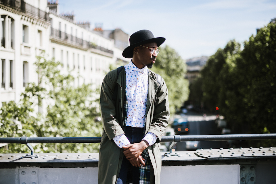 look homme chapeau don paris