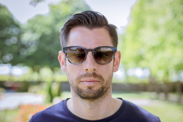 lunettes rezin kobe azur face
