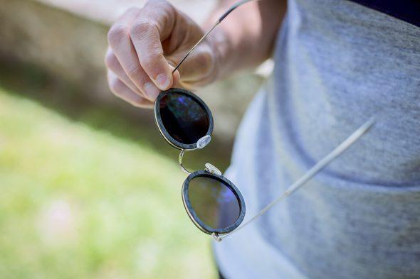 lunettes rezin lloyd frene bleu porte doigts