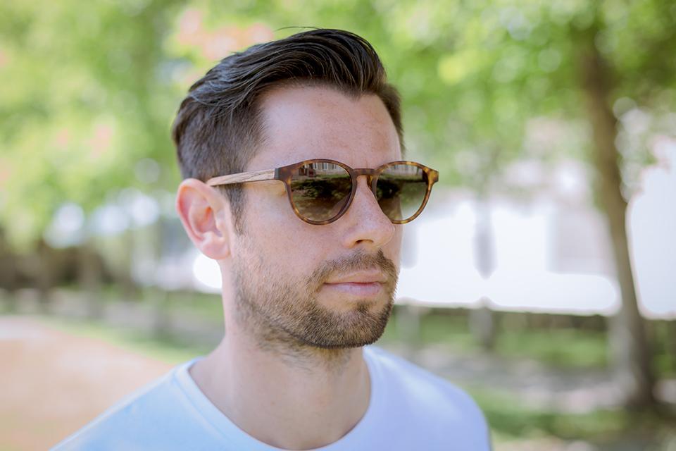 lunettes rezin lloyd milton havana verres max