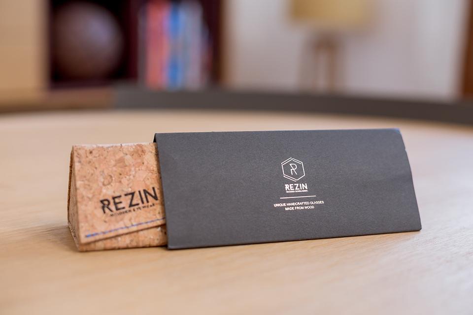 Lunettes Rezin Packaging