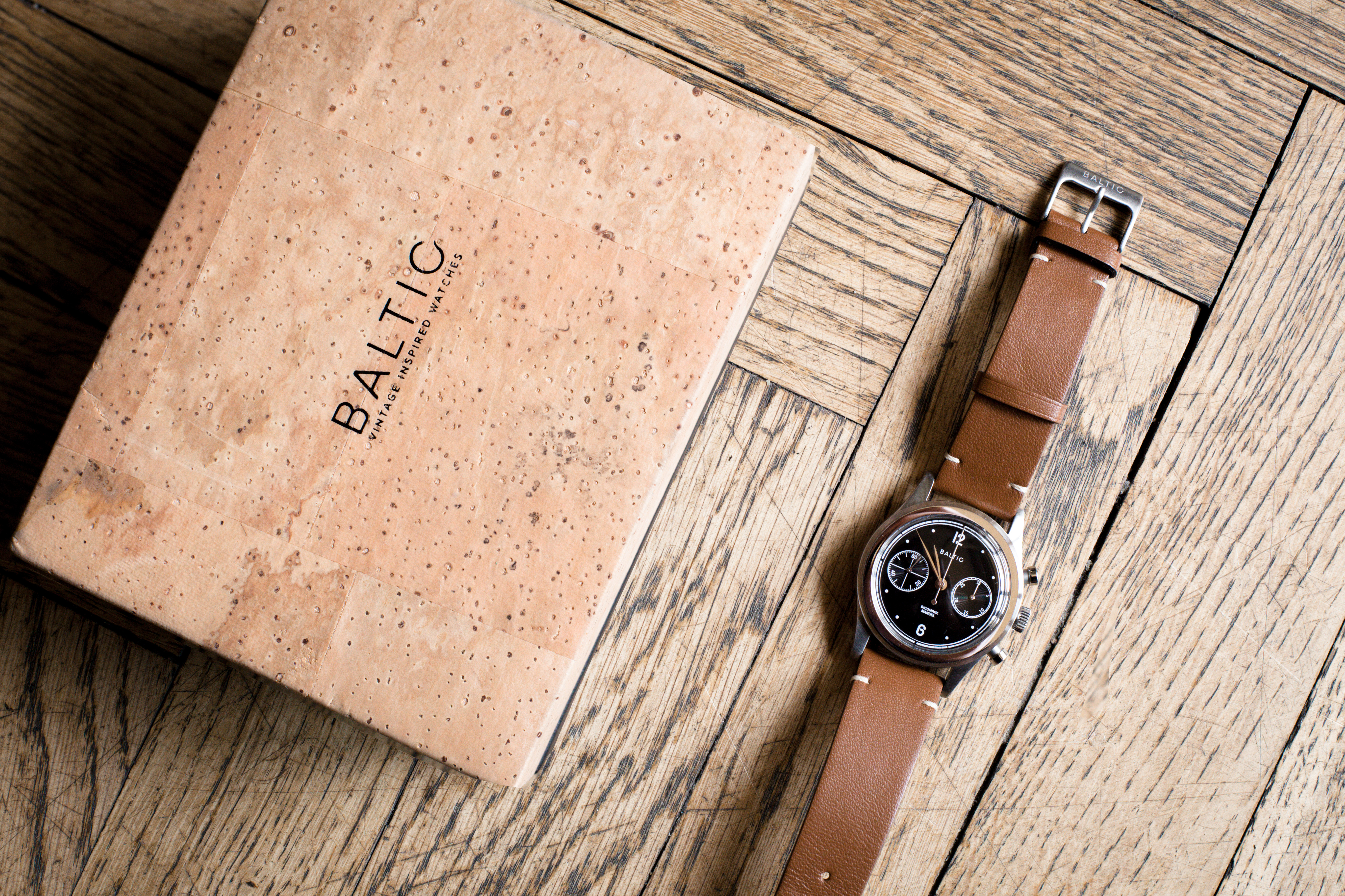 montre baltic ecrin liege