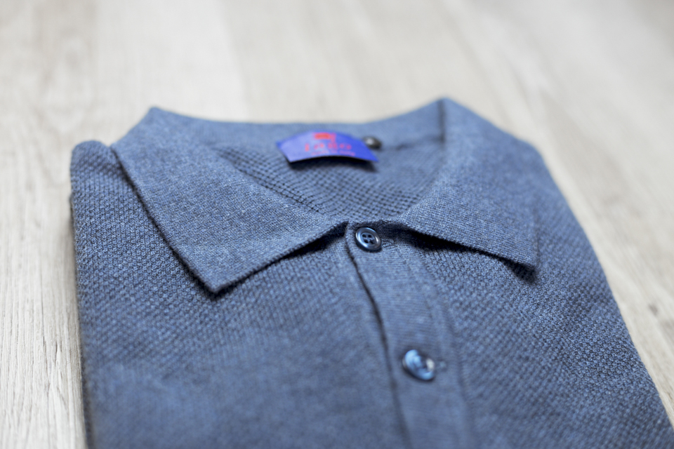 polo lago denim col