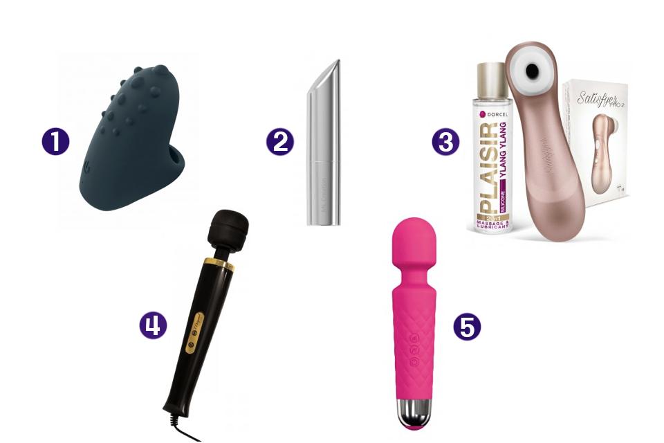 sextoys pour femmes simulateur clitoridien