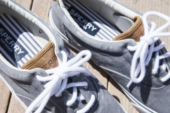 sperry cvo striped LL
