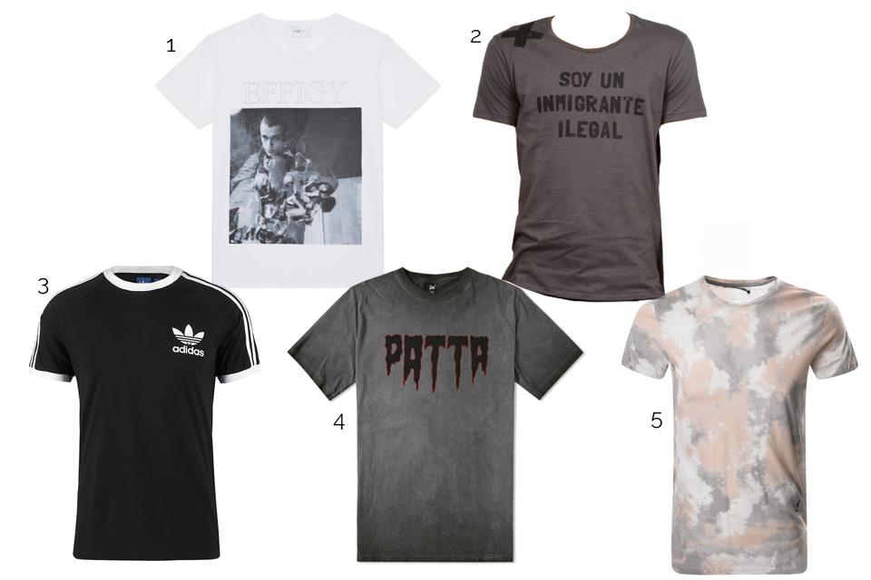 t-shirt punk ss17