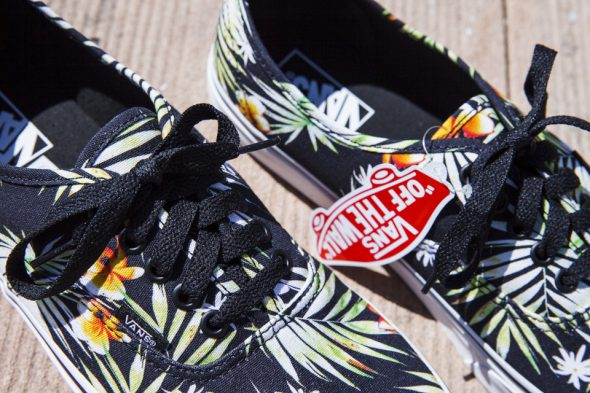 vans authentic palmiers