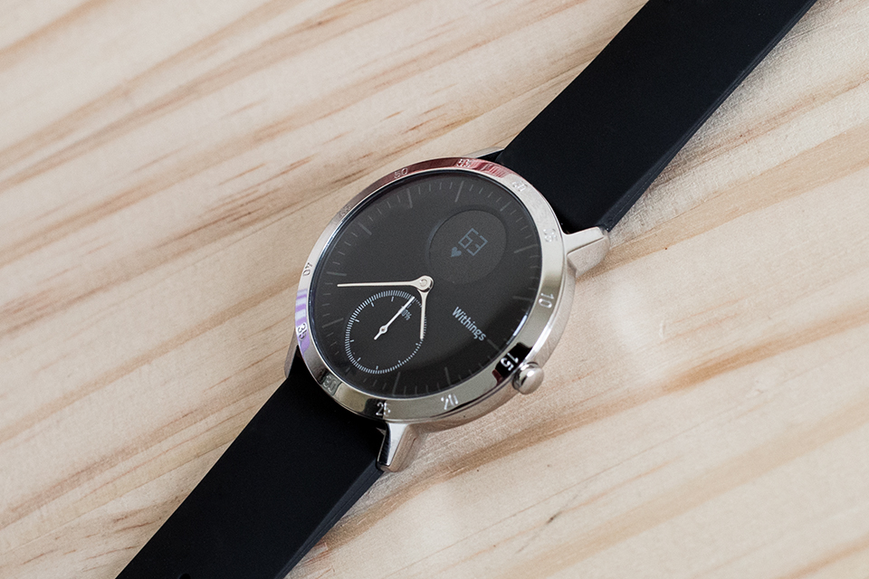 withings mesure cardiaque