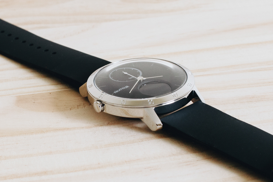 withings steel hr boitier