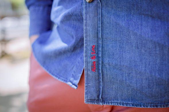 Le Grand Dressing Chemise Details