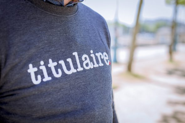 Le Grand Dressing Sweat Titulaire
