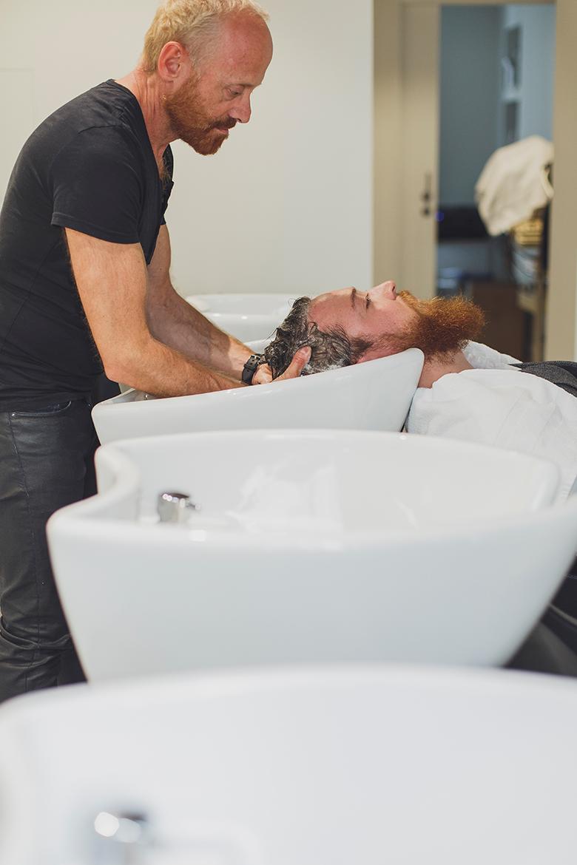 Mario Lopes Shampoing