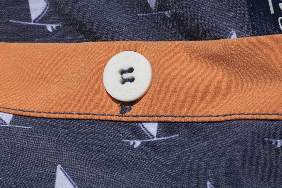 bouton plastique poche maillot oxbow