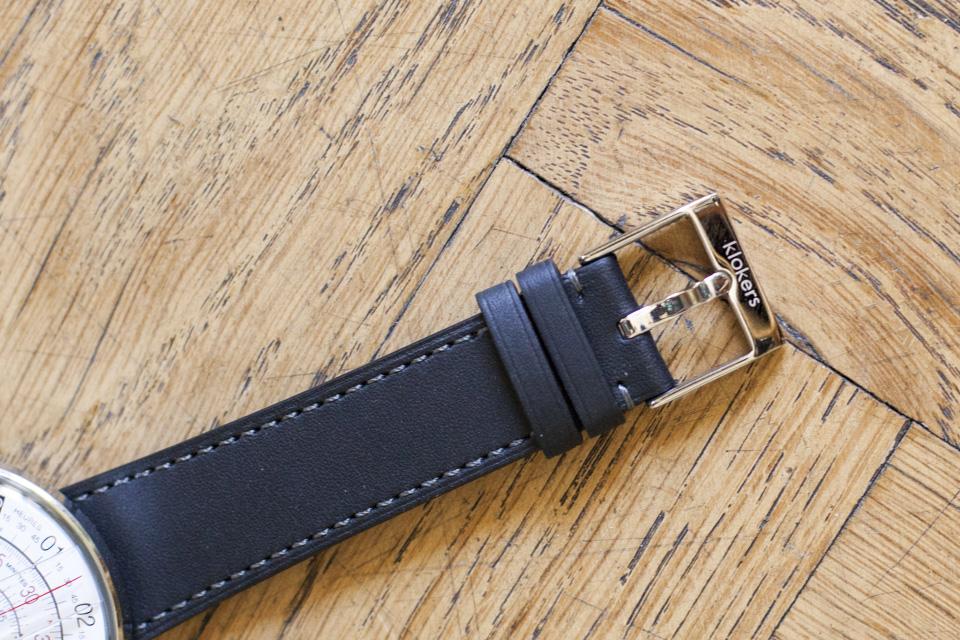 bracelet cuir montre klokers