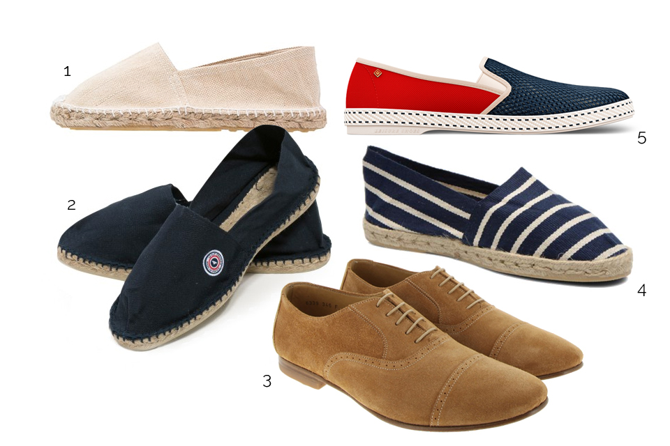 espadrilles chaussures dandy