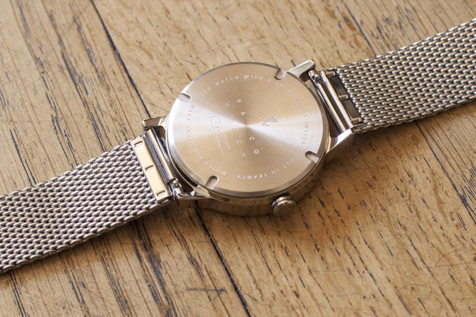 fond montre vasco watch