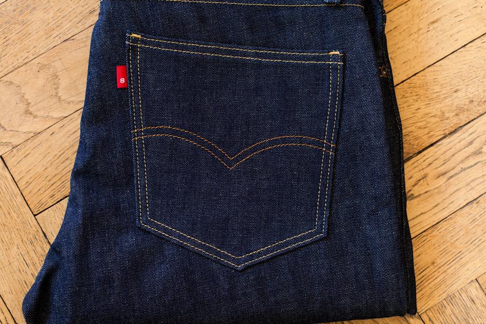 jeans levis lot no1 test avis