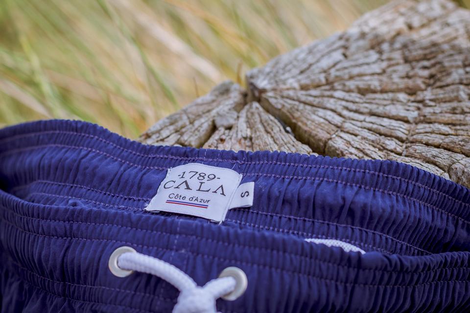 Label etiquette 1789 Cala